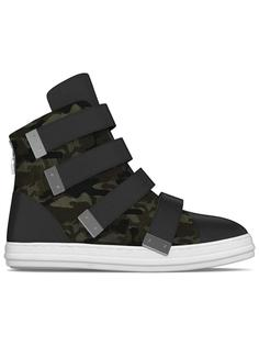 'Bond' hi-top sneakers Myswear
