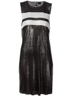 мини-платье из кольчуги Paco Rabanne