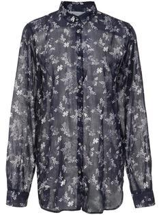 floral print shirt Forte Forte