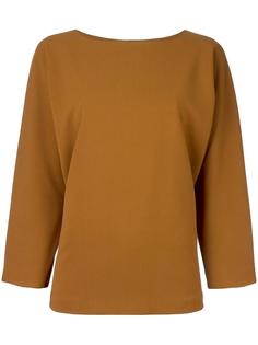 flared longsleeved blouse Alberto Biani