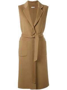 пальто 'Lovely' без рукавов P.A.R.O.S.H.