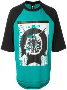 футболка с принтом Liam Hodges