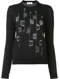 'Trip' embroidered jumper Jimi Roos