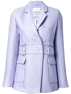 double-belted jacket Carven
