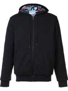 classic zip hoodie Moncler