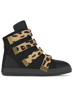 Bond' hi-top sneakers Myswear