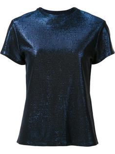 glitter effect T-shirt Ellery