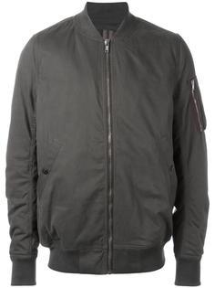 классическая куртка-бомбер Rick Owens DRKSHDW