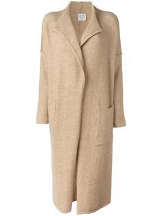 удлиненное трикотажное пальто Forte Forte