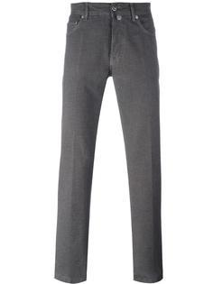 straight leg jeans Kiton