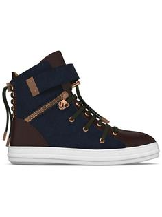'Regent' hi-top sneakers Myswear