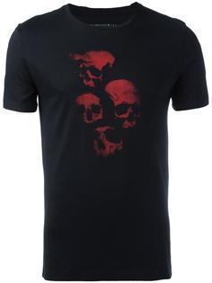 футболка с принтом John Varvatos