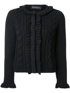 cable knit cardigan Rossella Jardini
