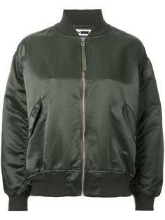 куртка бомбер с эффектом металлик H Beauty&Youth