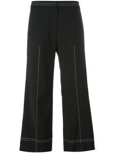 широкие укороченные брюки  Each X Other