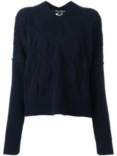 cable knit jumper Junya Watanabe Comme Des Garçons