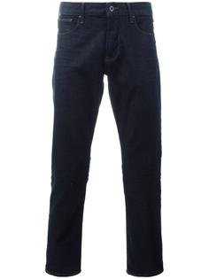 джинсы прямого кроя с пятью карманами Armani Jeans