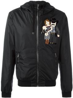 куртка с аппликацией Cowboy Family Dolce & Gabbana