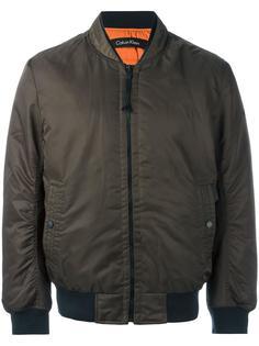классическая куртка-бомбер Calvin Klein