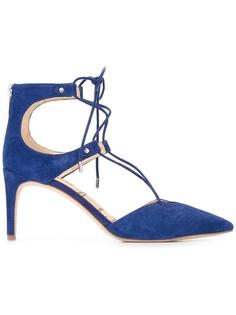 туфли-лодочки 'Taylor' на шнуровке Sam Edelman