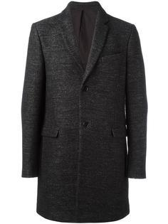 однобортное пальто Folk