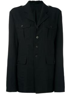 multi-pocket blazer Haider Ackermann