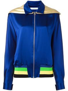 куртка-бомбер с капюшоном J.W.Anderson