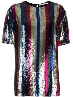 sequin embellished T-shirt  Amen