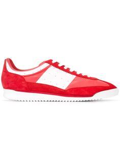 кроссовки с панельным дизайном Maison Margiela