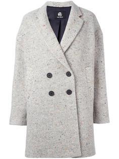 твидовое пальто Paul Smith Black Label