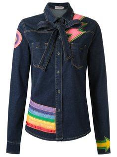 patchwork jacket Isabela Capeto