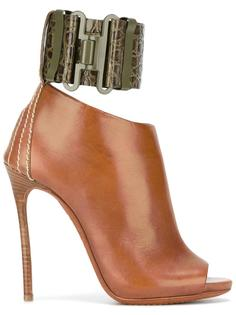 босоножки на каблуках 'Military' Dsquared2