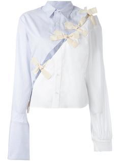 slit detail shirt Jacquemus