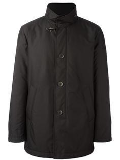 стеганая куртка с высокой горловиной Fay