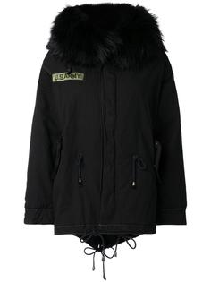 military fur trim parka As65
