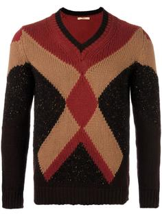 colour block jumper Nuur