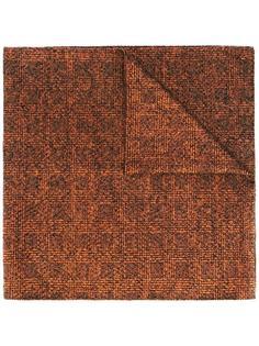 knitted scarf Drumohr