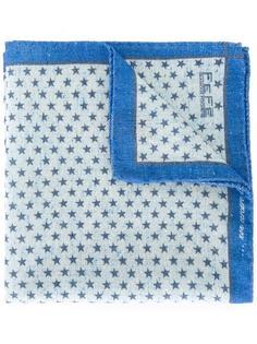 карманный платок с принтом звезд Fefè