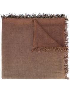 bicolour scarf Faliero Sarti