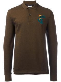 рубашка-поло с длинными рукавами Lacoste