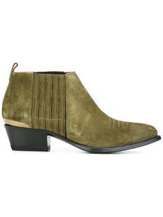 ботинки с заостренным носком Buttero
