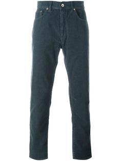прямые вельветовые брюки Bellerose