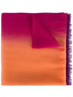 шарф с градиентным принтом Paul Smith