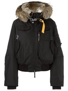 hooded puffer jacket Parajumpers