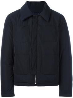 куртка с накладными карманами Raf Simons