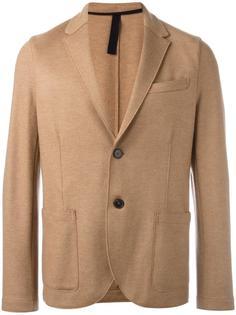 'Merrino Interlock' blazer Harris Wharf London