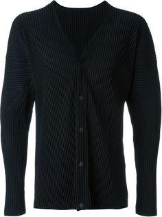 пиджак в рубчик Homme Plissé Issey Miyake