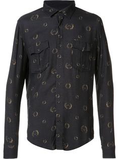 bay leaves printed shirt Osklen