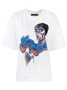 футболка с принтом Y / Project