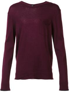 long sleeve crew neck jumper Osklen